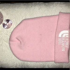 The North Face Accessories - BABY PINK BEANIE | THE NORTH FACE